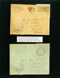 US-Stamps-deux-AEF-censure-Couvre