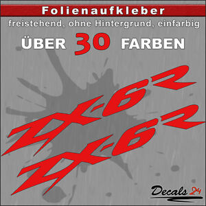 2er-SET-ZX-6R-Sponsoren-Folienaufkleber-Auto-Motorrad-30-Farben-18cm
