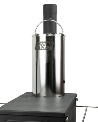 Stainless Steel WinnerWell Water Tank Heater 3 Litre