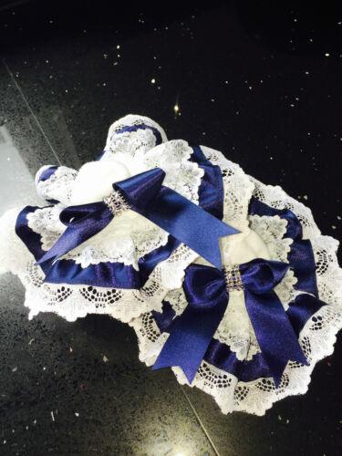 Conte De Fées Dream Satin Tut Crystal Diamante Embelli Chaussettes Jazziejems ❤