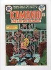 Kamandi, The Last Boy on Earth #16 (Apr 1974, DC) - Good/Very Good