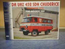 SDV Feuerwehr Handspritze R.A.Smekal,1:87 Neu Plastikbausatz