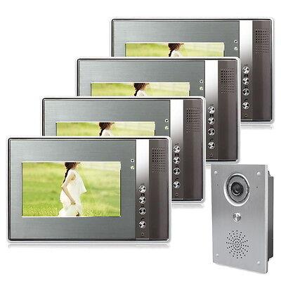 notturna monitor Video Pollici 7 telecamera ° türsprechanlage 110 angolo Display visione visualizzazione di 4wxxp7q