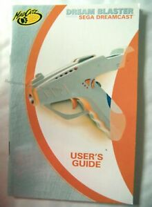 61175-Instruction-Booklet-Dream-Blaster-Sega-Dreamcast-1999