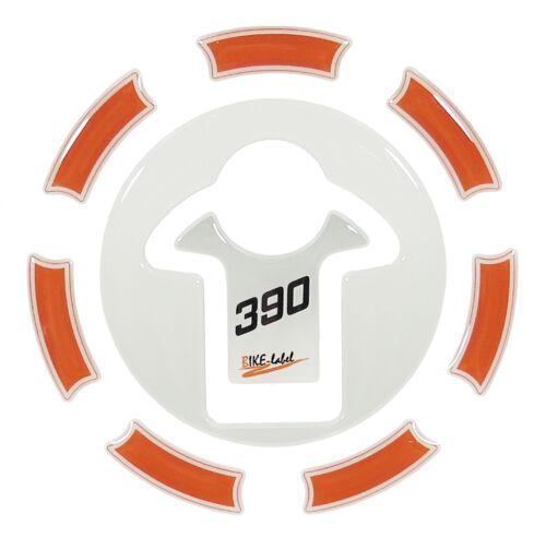 Bouchon de Réservoir-Pad Lackschutz Autocollant Adapté Pour KTM 390 DUKE 660301
