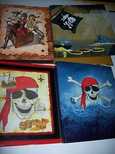Ringbuch A4 Piraten!
