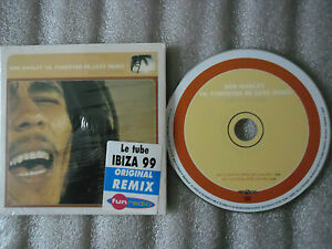 CD-BOB-MARLEY-VS-FUNKSTAR-DE-LUXE-SUN-IS-SHIINING-IBIZA-CD-SINGLE-1999-2-TRACK