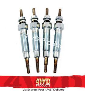 Glow-Plug-SET-Bosch-for-Mitsubishi-Triton-MK-2-8D-4M40-96-03