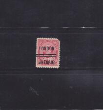 Canada Stamps - Precancels - London ONT 1-90 - CV $12.50