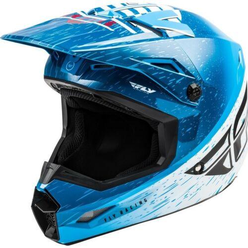 Fly Racing 2020 Kinetic K120 Youth Motocross Helmet Junior MX Off Road Crash Lid