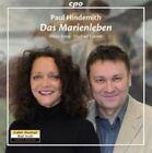 Paul Hindemith - : Das Marienleben (2014)