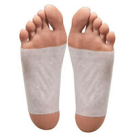 Gold Detox Foot Pad Patches (40 Sets) Feet Patch Remove Toxins, Have Clean Feet