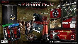 Versions and collector's editions for metal gear solid v: the.