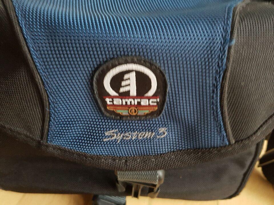 Taske, Tamrac, System 3