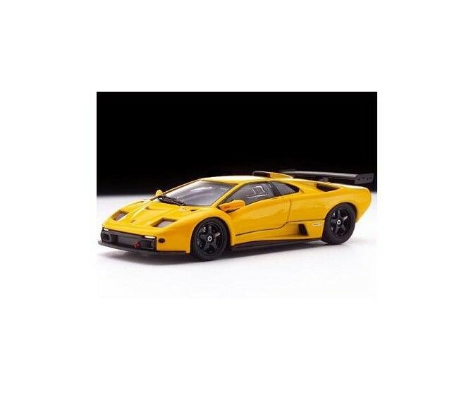 Lamborghini Diablo GT-R Yellow 03215Y Kyosho 1 43 NEW in a Box