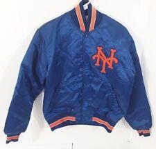 New York Mets Authentic Diamond Collection Starter 80's Jacket Men's Medium