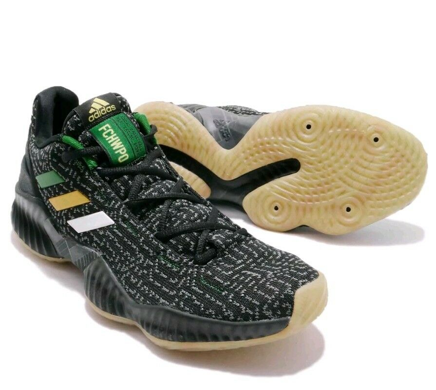 04499119c09 Addidas PB Low 18 Jaylen Brown Size 13 nsedbd6094-Athletic Shoes ...