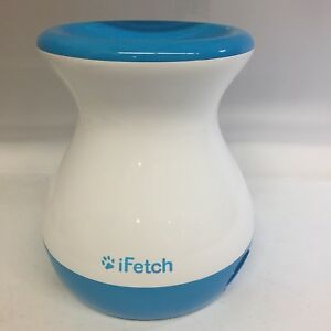 iFetch-Frenzy-Mini-Dog-Toy-Ball-Fetching-Game-Gravity-Thrower-Exercise-Used-Good