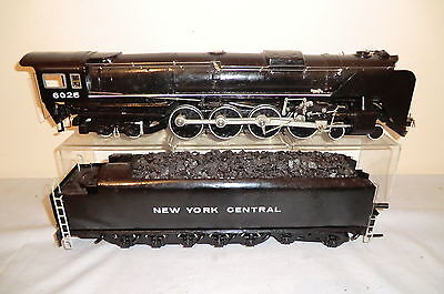 "Vintage Hand-built 12 Volt ""o"" Model Of A Nyc 4-8-4 ""niagara"" Loco Tender O Scale Model Railroads & Trains"