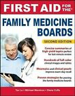 First Aid for the Family Medicine Boards von Tao Le (2012, Taschenbuch)