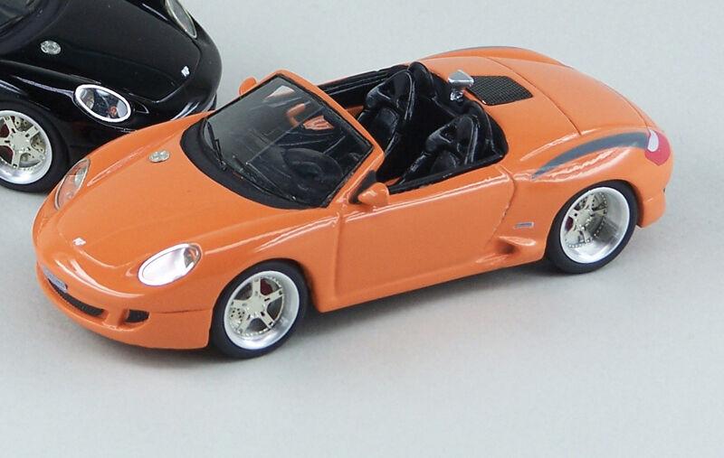 ABC 209o STUDIOTORINO RUF R SPYDER-P22  2005 orange