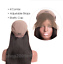 Glueless-Lace-Front-Wigs-Pre-Plucked-Brazilian-Straight-Lace-Wig-With-Baby-Hair miniature 2