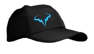 NEW Nike Rafa Nadal Bull Vamos Cap Hat Youth Boys Black 729456-010 ... 5714d69bb20