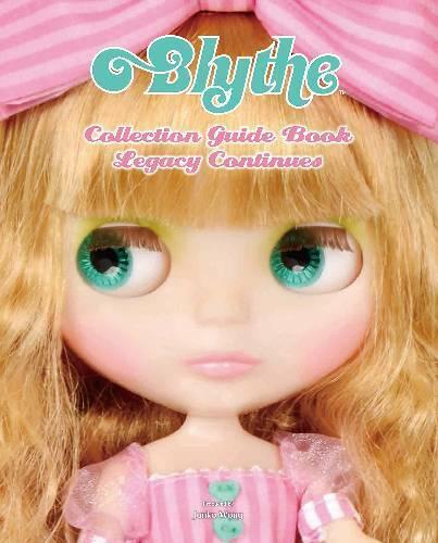 Libro Guía De Colección Blythe legado continúa japonés Muñeca CWC Junko Huang
