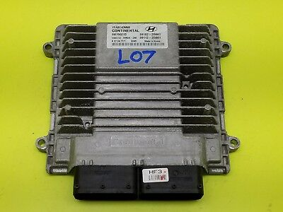 HYUNDAI 2011-2014 Sonata 39111-2G664 Computer Brain Engine Control ECU ECM EBX Module