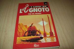 I-LIBRI-DE-L-039-IGNORO-N-4-FINE-DEL-MONDO-HOBBY-amp-WORK-1993-MOLTO-BUONO
