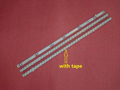 """3pcs LED strip for 32LB5610 WOREE LGIT A B LG INNOTEK DRT 3.0 32/""""-A//B DRT3.0"""