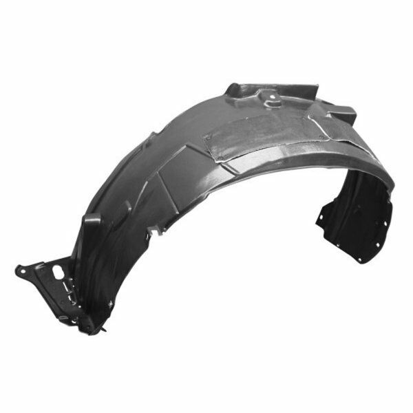 Fits 2016-2017 ACURA RDX Front DRIVER Bumper Inner Fender