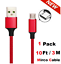 For-Samsung-Galaxy-S7-S6-J7Edge-Note5-Fast-Charger-3-6-10FT-Micro-Usb-Cable-Cord miniature 15