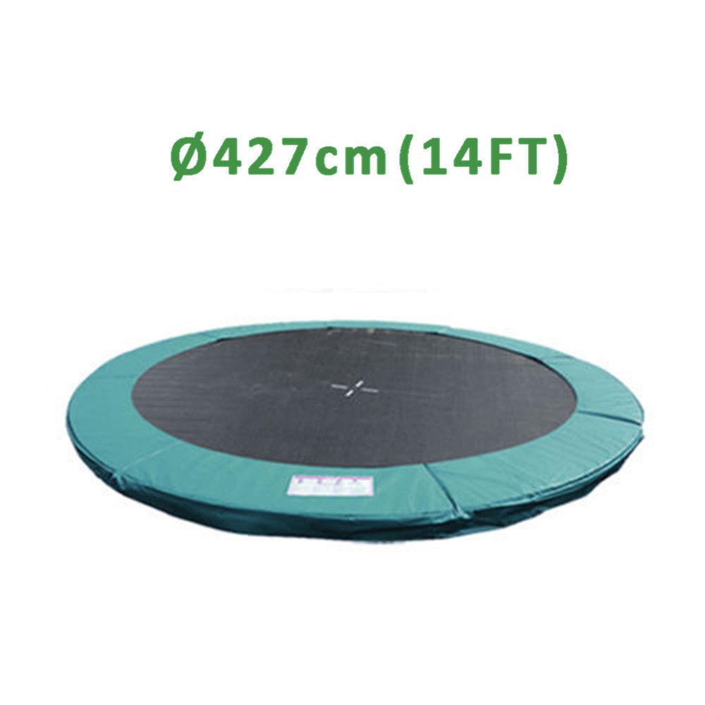 427mm 14FT Federabdeckung Federabdeckung Federabdeckung Randabdeckung Abdeckung für Trampolin Rosa Blau Bunt 524810