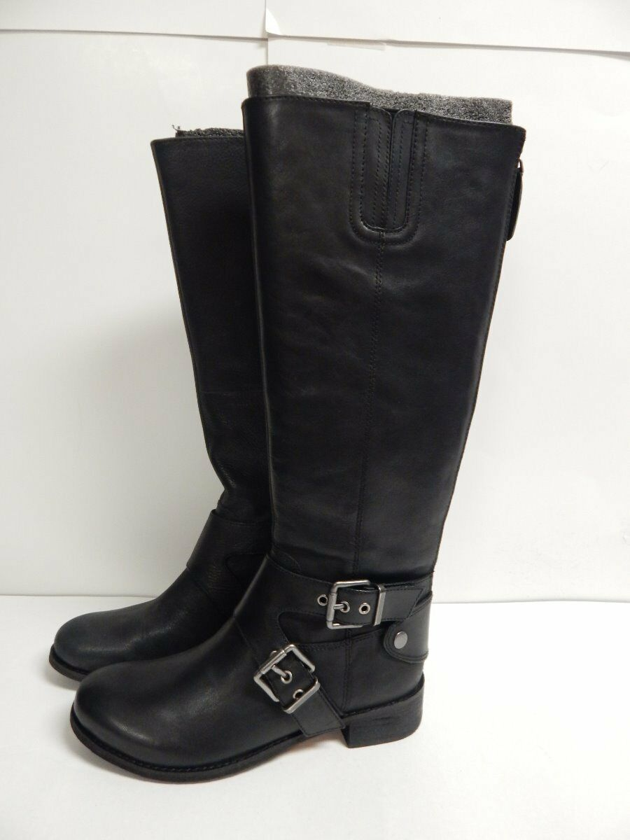 vendita online Luxury Rebel Lassia Riding avvio  163065    nero Leather  New with Box  buon prezzo