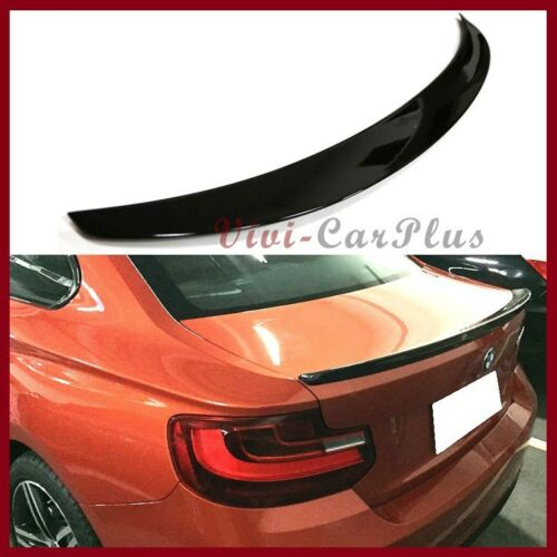 2014 2018 BMW F22 Performance Tail For 228i M235i Coupe PAINTED Rear Spoiler Lip