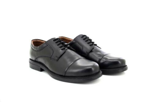Scimitar M951 Leather Capped Gibson Classic Oxford Formal Lace Up Shoes