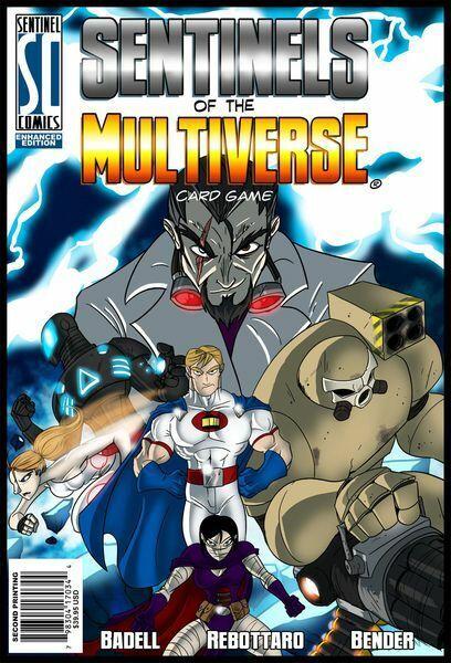 Board Board Board Game lot Sentinels of the Multiverse Smash
