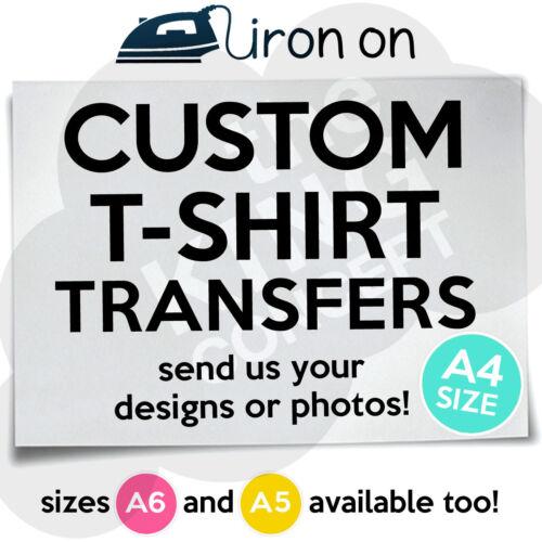 Iron Photo Hen immagine On Design shirt Personalizzato Personalizzato tua Transfer Stag La T A4 6da6zZqx