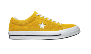 STAR OX 161241C YELLOW SUEDE SIZE