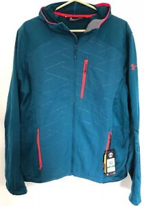 1dad6826 Image is loading New-Under-Armour-Coldgear-Reactor-Exert-Hybrid-Jacket-