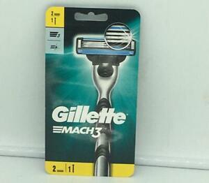 Gillette-Mach3-Rasierer-mit-2-Rasierklingen