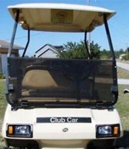 Club Car Ds Tinted Fold Down Acrylic Windshield 2000 5 Up Golf