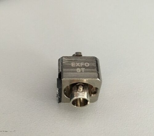 FTB ASX EXFO Universal Interface EUI-90 ST Fiber Adapter