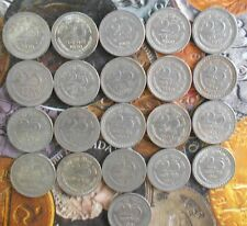 21 pcs MINT SET - 1957 1958 1959 1960 1961 1962 1963 1964 1967 1968- 25P Nickel