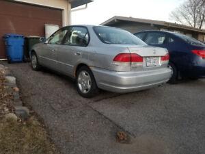 2000 Acura EL SE