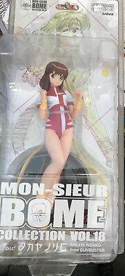 Brand New KAIYODO Takaya Noriko Gunbuster 1//6 PVC Figure Mon-Sieur Bome Vol 18