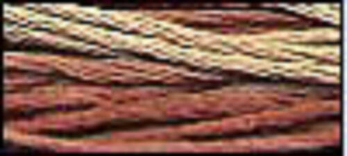 Crescent Colors /& Classic Colorworks Hand Dyed Threads Red Current-Zach Black #4