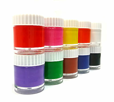 New Professional Face & Body Art Party Painting Paint Non-toxic (Regular)10color