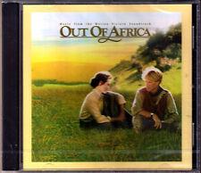 OUT OF AFRICA John Barry OST Soundtrack CD Sydney Pollack Jenseits von Afrika